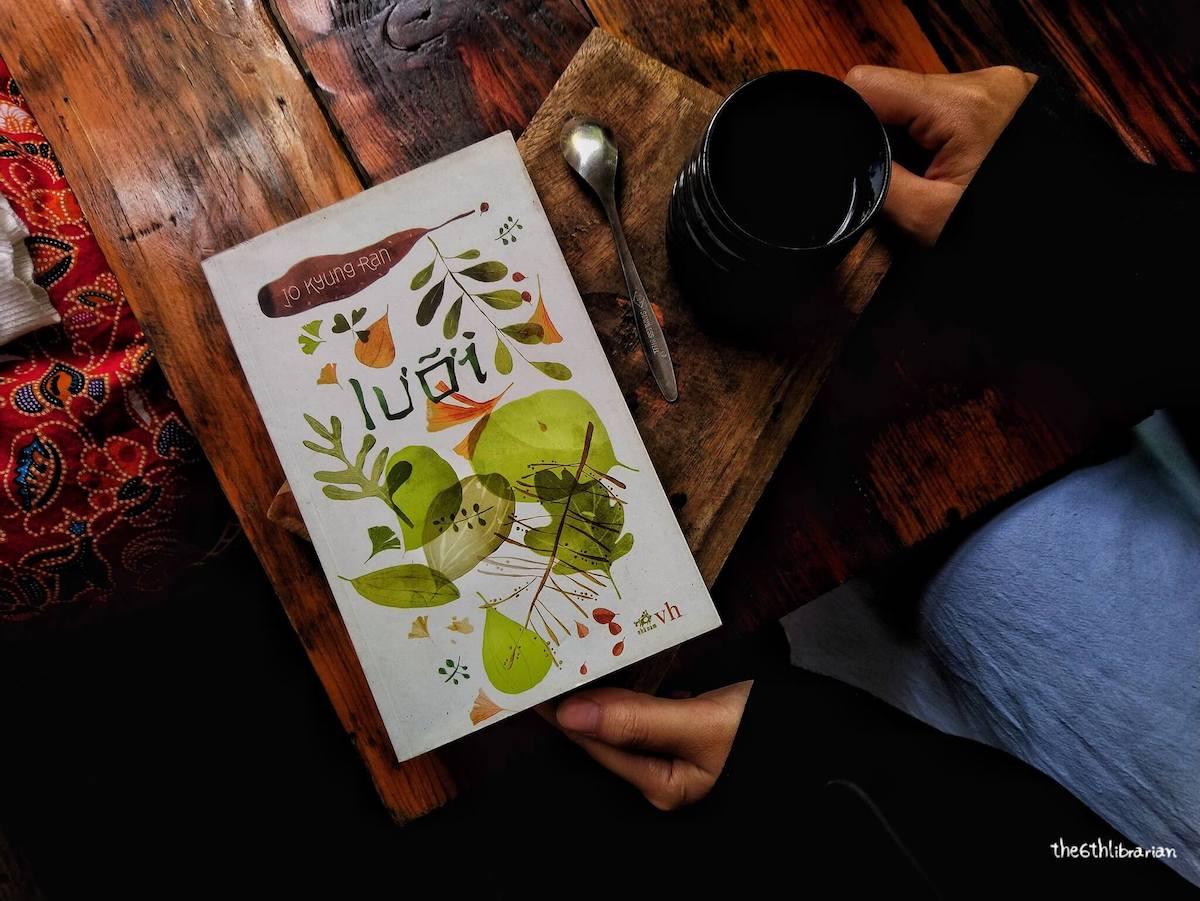 Lưỡi - review sách