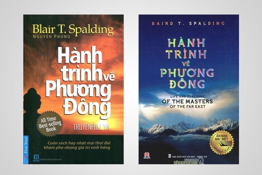 hanh trinh ve phuong dong